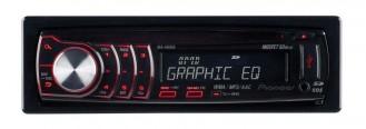 1-DIN-Autoradios Pioneer DEH-6300SD im Test, Bild 1