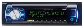 1-DIN-Autoradios Pioneer DEH-X6500DAB im Test, Bild 1