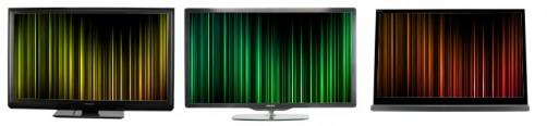 Fernseher: Plasma und LED für 2D und 3D, Bild 1