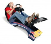 Hifi & TV Möbel Playseat Red Bull Racing F1 im Test, Bild 1