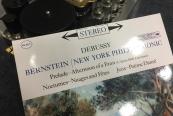 Schallplatte Prélude – Afternoon of a Faun – Interpreten: New York Philharmonic Orchestra - Dirigent: Leonard Bernstein (Speakers Corner, Columbia) im Test, Bild 1