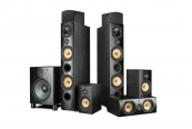 Lautsprecher Surround PSB Imagine X2T Atmos-Set im Test, Bild 1
