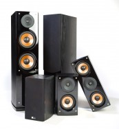 Lautsprecher Surround Pure Acoustics Supernova Set 5 im Test, Bild 1