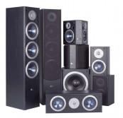 Lautsprecher Surround Pure Acoustics XTI-Serie (7.1) im Test, Bild 1