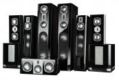 Lautsprecher Surround quadral Aurum Vulkan 9 5.1.2-Set im Test, Bild 1