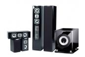 Lautsprecher Surround Quadral Platinum-Serie im Test, Bild 1