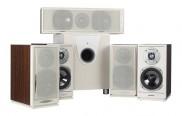 Lautsprecher Surround Quadral Rhodium-Serie im Test, Bild 1
