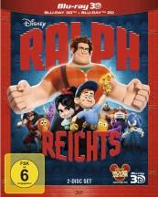 Blu-ray Film Ralph reichts (Walt Disney) im Test, Bild 1