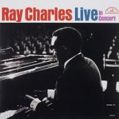Schallplatte Ray Charles - Live in Concert (Analoque Productions) im Test, Bild 1