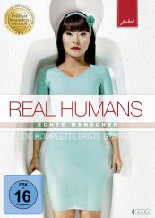 Blu-ray Film Real Humans Season 1 (WVG) im Test, Bild 1