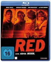 Blu-ray Film R.E.D. – Älter. Härter. Besser. (Concorde) im Test, Bild 1