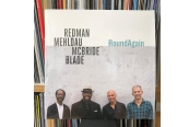 Schallplatte Redman Mehldau McBride Blade – RoundAgain (Inside Nonesuch/Warner) im Test, Bild 1
