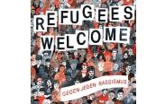 CD Refugees Welcome (Gegen jeden Rassismus) (Springstoff (Indigo)) im Test, Bild 1