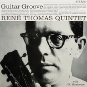 Schallplatte René Thomas Quintet – Guitar Groove (Jazz Workshop) im Test, Bild 1