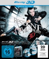 Blu-ray Film Resident Evil: Afterlife 3D (Highlight) im Test, Bild 1