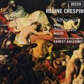 Schallplatte Régine Crespin, Orchestre de la Suisse Romande, Ernest Anserment: Ravel, Berlioz - Shéhérazade, Nuits d (Decca/ Speakers Corner) im Test, Bild 1