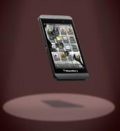 Smartphones RIM BlackBerry Z10 im Test, Bild 1