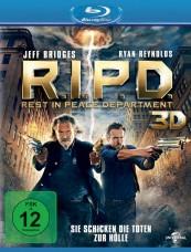 Blu-ray Film R.I.P.D. (Universal) im Test, Bild 1