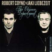 Schallplatte Robert Coyne, Jaki Liebezeit – The Obscure Department (Meyer Records) im Test, Bild 1