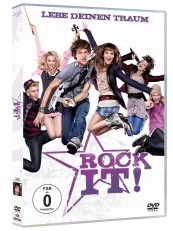 DVD Film Rock it! (Walt Disney) im Test, Bild 1