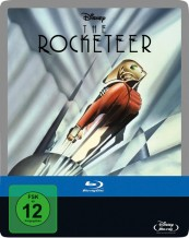 Blu-ray Film Rocketeer – Steelbox (Disney) im Test, Bild 1
