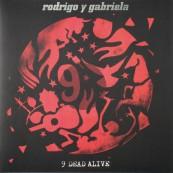 Schallplatte Rodrigo Y Gabriela - 9 Dead Alive (Rubyworks) im Test, Bild 1