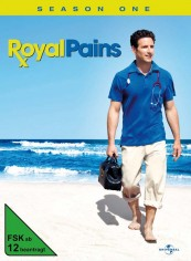 DVD Film Royal Pains – Season 1 (Universal) im Test, Bild 1