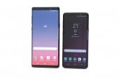 Smartphones Samsung Galaxy S9, Samsung Galaxy Note9 im Test , Bild 1