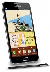 Tablets Samsung GT-N7000 Note im Test, Bild 1