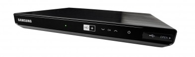 HDTV-Settop-Box Samsung GX-SM550SH im Test, Bild 1
