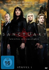 DVD Film Sanctuary – Staffel 1 (Koch) im Test, Bild 1