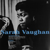 Schallplatte Sarah Vaughan with Clifford Brown (WaxTime) im Test, Bild 1