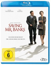 Blu-ray Film Saving Mr. Banks (Disney) im Test, Bild 1