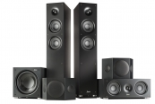 Lautsprecher Surround Saxxtec Clear Sound 5.1-Set im Test, Bild 1