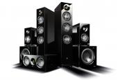 Lautsprecher Surround Saxxtec Clubsound 5.2-Set im Test, Bild 1