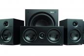 Lautsprecher Surround Saxxtec CR 5.1 im Test, Bild 1