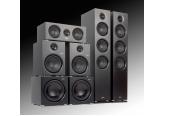 Lautsprecher Surround Saxxtec CS 190/CS 150 face/CS 130/DS 10 im Test, Bild 1