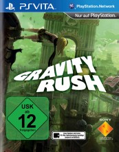 Games PS Vita SCEE Gravity Rush im Test, Bild 1
