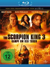 Blu-ray Film Scorpion King 3 - Kampf um den Thron (Universal) im Test, Bild 1