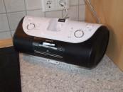 Uhrenradios Scott i-SX90 im Test, Bild 1