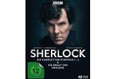 DVD Film Sherlock S 1-4 (Polyband) im Test, Bild 1