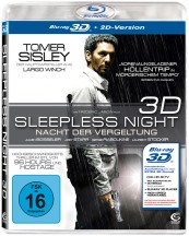 Blu-ray Film Sleepless Night – Nacht der Vergeltung (Sunfilm) im Test, Bild 1