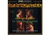 Schallplatte Sonatori de la Gioiosa Marca, Guiliano Carmignola - Antonio Vivaldi – Le Quattro Stagioni (Divox) im Test, Bild 1