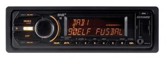 1-DIN-Autoradios Sony CDX-DAB700U im Test, Bild 1