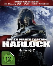 Blu-ray Film Space Pirate Captain Harlock (Universum) im Test, Bild 1