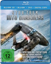 Blu-ray Film Star Trek Into Darkness (Paramount) im Test, Bild 1