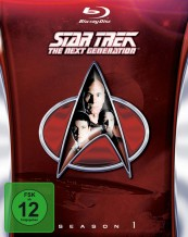 Blu-ray Film Star Trek TNG - Season 1 (Paramount) im Test, Bild 1