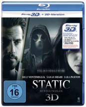 Blu-ray Film Static – Bewegungslos (Tiberius) im Test, Bild 1