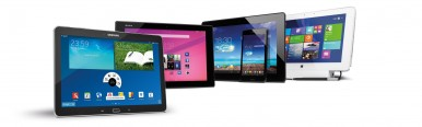 Tablets: Tablet-PCs, Bild 1