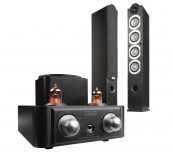 Lautsprecher Stereo Taga Platinum F-60 SL, Taga HTA-700B im Test , Bild 1